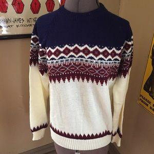 VTG 90s Nordic Ski Sweater
